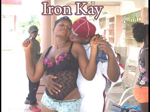 Dj Iron Kay Freestyle  K N U S T Poolside video