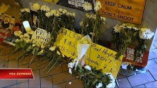 Truyền hình VOA 11/7/19: Những cái chết trong cuộc biểu tình đòi dân chủ ở Hong Kong