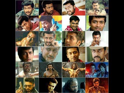 Suriya hits & flops movies list || Telugu || Tamil |