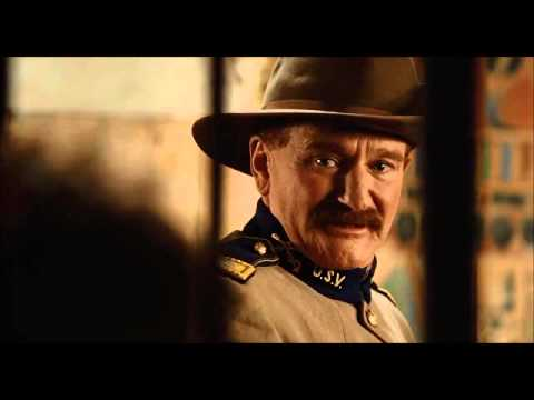 Night at the Museum is listed (or ranked) 12 on the list The Best Ever Robin Williams Movies