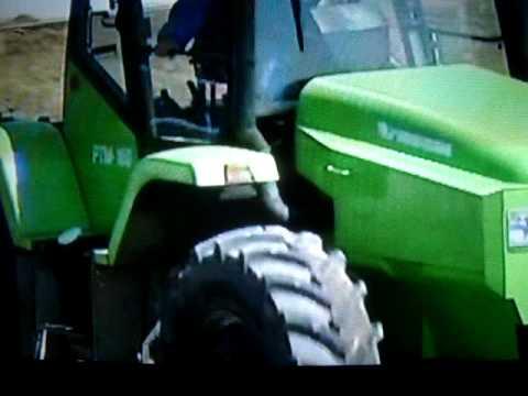 трактор производства Уралвагонзавода