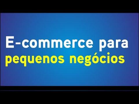 Palestra - E-commerce para pequenos negócios - Vinicius Pessin