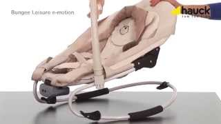 Hauck Bungee Leisure Bouncer - Demonstration | BabySecurity