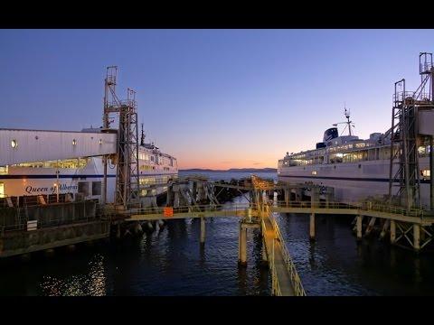 BC Ferries at Tsawwassen Terminal
