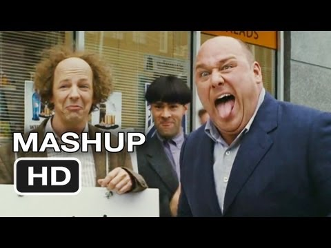 The Three Stooges - Ultimate Super Bonk! Mashup HD