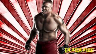 "WWE: 5th Brock Lesnar Theme Song ""Next Big Thing"" - 2012 ᴴᴰ"