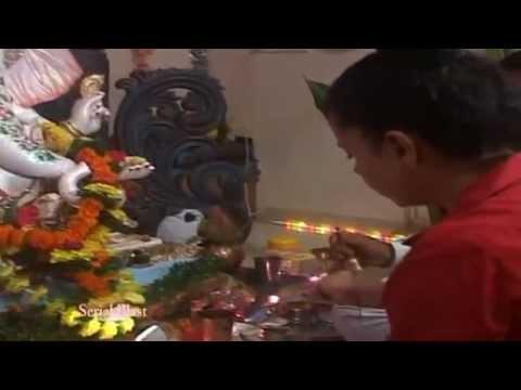 Bhojpuri Item Girl | Sambhavna Seth | Ganpati Pooja