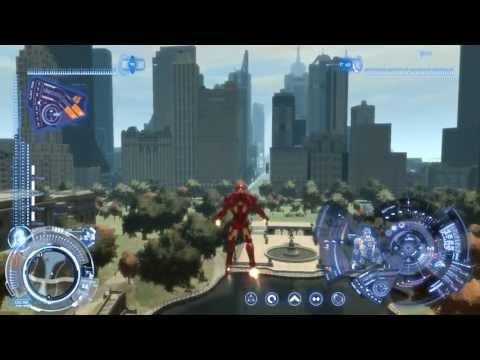 GTA IV Mod Showcase: Iron Man PC Gameplay *HD* 1080P