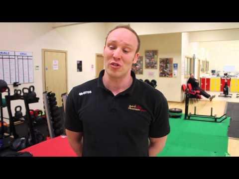 Rhys Williams GB 400 Hurdler Feb Blog