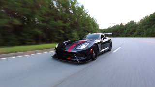 Stock 2016 Viper ACR Runs a 1:15.36 at Roebling Road