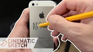 Introducing Apple Pencil Parody