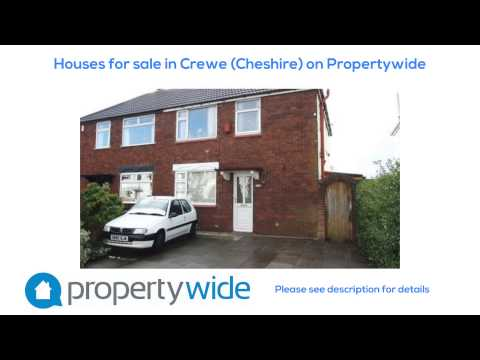 Houses for sale in Crewe (Cheshire) on Propertywide