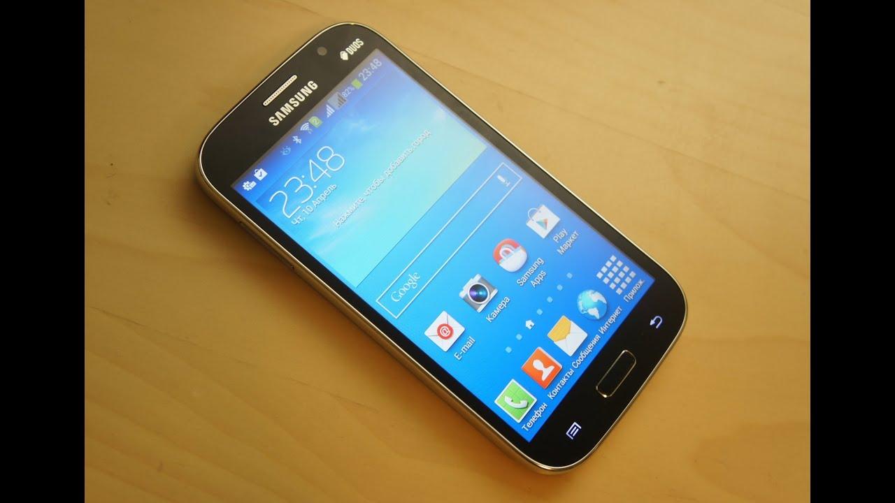 telefony dotykowe samsung ceny