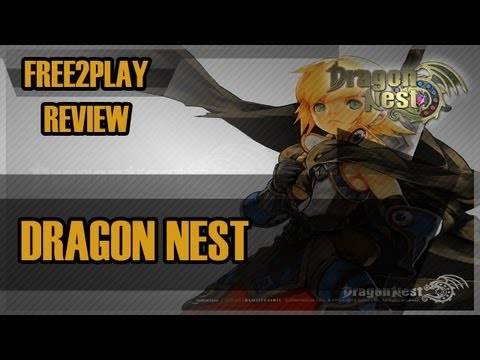 ★ Dragon Nest Free2Play Review  ★ Actiongeladenes Anime MMORPG   Deutsch   HD