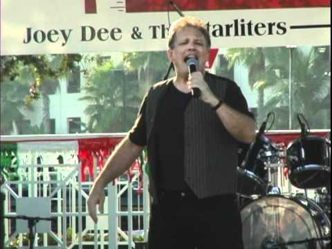 Johnny Contardo Live At Taste Of Little Italy Jupiter Fl 2005 video