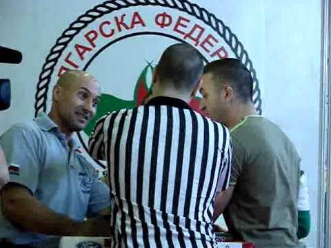 Cvetan Gashevski vs. Kaloyan Tumbev - Bulgarian Nationals 2012