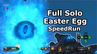 Solo Voyage Of Despair Easter Egg Speedrun