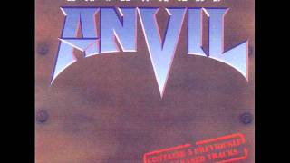 Watch Anvil Backwaxed video