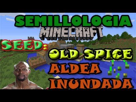 Semillas Seeds para Minecraft 1.6.4 #1  SEMILLA OLD SPICE