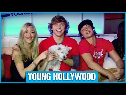 Emblem3 REUNION Part 1: Meet the E3 Entourage!
