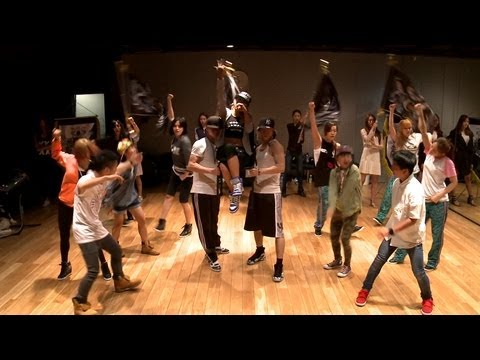 CL - 나쁜 기집애 (THE BADDEST FEMALE) Dance Practice (안무연습)