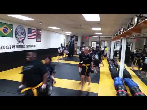 Teens Kick Boxing