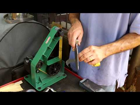 Homemade Sanding Belts for Harbor Freight Belt Sander