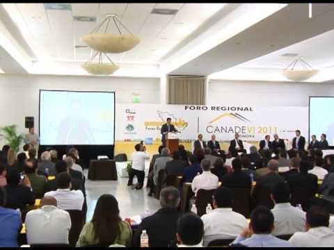 03-03-2011 Guillermo Padrés presidió el inicio de los trabajos del Foro Regional