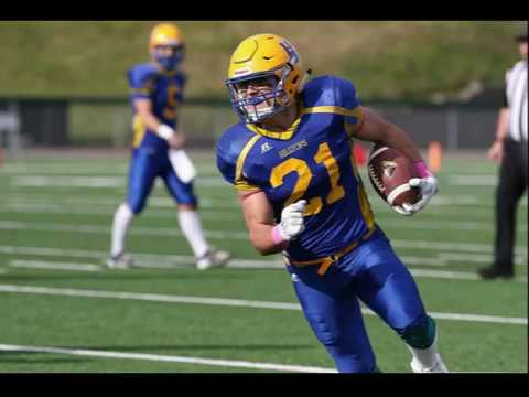 CJFL Top 50 #2: Logan Fischer