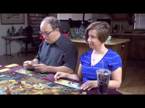 GameNight! Episode 12 - Legends of Andor (2013 Kennerspiel des Jahres Winner)