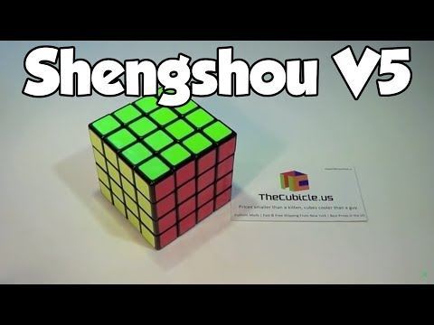 Shengshou 4x4 V5 Review   Thecubicle.us