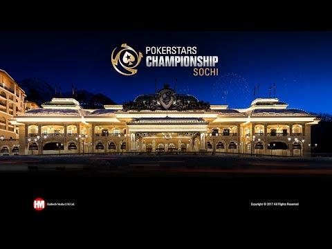 Главное Событие PokerStars Championship в Сочи, финальный стол (с картами)