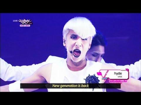 VIXX - Hyde (2013.06.08) [Music Bank w/ Eng Lyrics]
