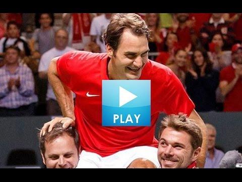 Federer's Joyride – Nadal Sighting – Tsonga Sings