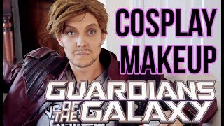 Cosplay Transformations: Star-Lord (Peter Quill) - Guardians of the Galaxy