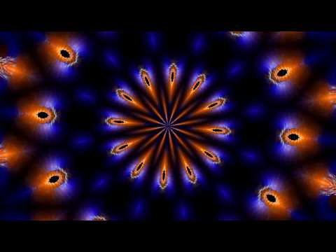 Mandala Animation V Eagle Eye