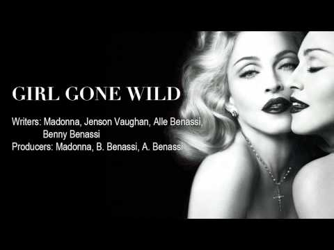 Girl Gone Wild - Instrumental video