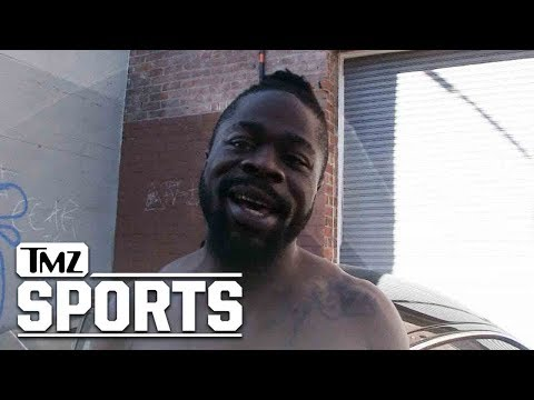 Kimbo Slice's Son Says Conor McGregor Should Get a Pass for Ref Incident | TMZ Sports