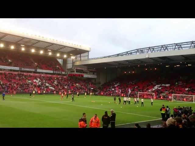 Liverpool - Oldham Athletic 05.01.2014 part 1