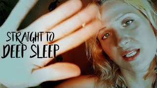 STOP OVERTHINKING! ASMR Ear To Ear Sleep Magic Roleplay