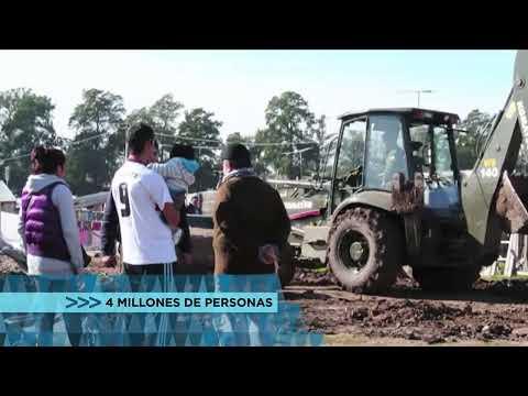 Creación de la Secretaría Nacional de Acceso al Hábitat. Institucional.
