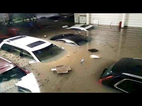 Flood Hit Chennai Selling Luxury Cars at Throwaway Prices