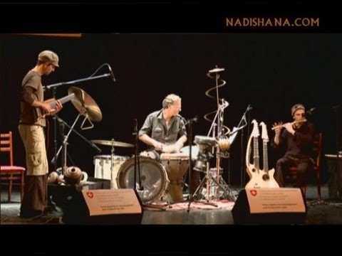 Nadishana Trio promo (full version)