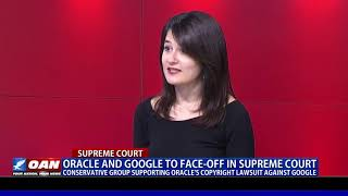 Oracle, Google to face off in Supreme Court
