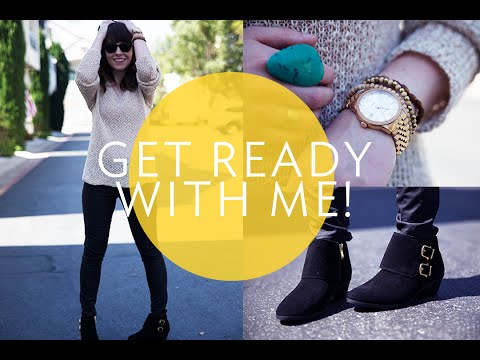 GET READY WITH ME | BIRTHDAY EDITION! | Broke But Bougie