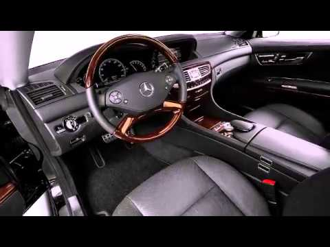 2014 Mercedes Benz CL Class Video