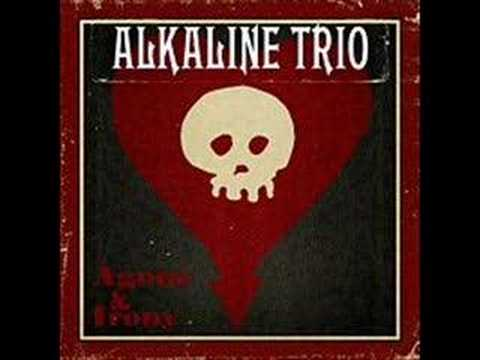 Alkaline Trio I Painted You A Picture