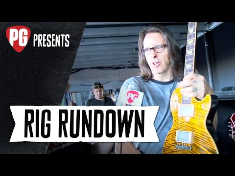 Rig Rundown - Aerosmith's Joe Perry