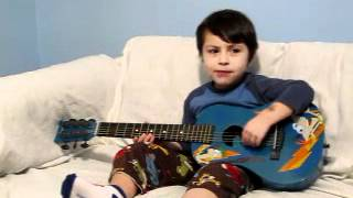 Pepe - Justin Bieber cover (versao rock n roll)