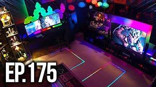 Room Tour Project 175 - BEST Gaming Setups!